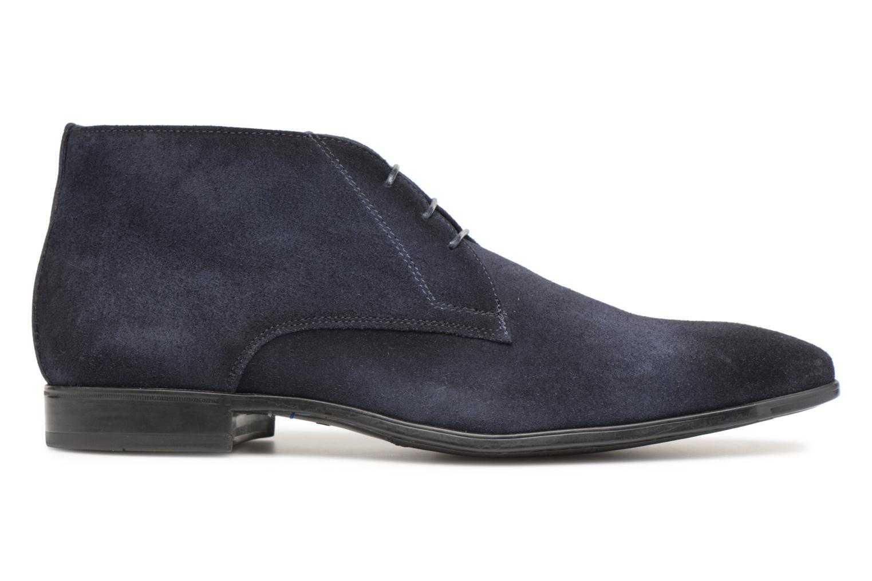 Bottines et boots Giorgio1958 GUIDO Bleu vue derrière