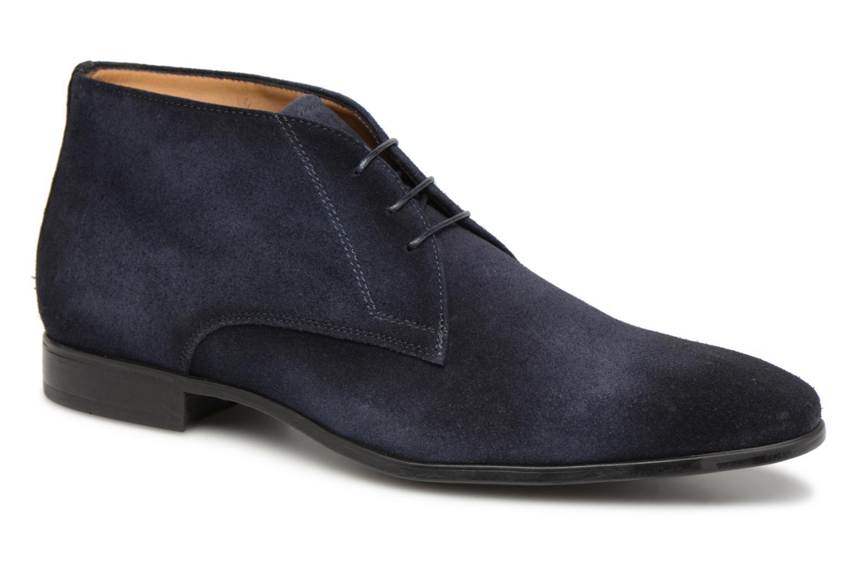 Bottines et boots Giorgio1958 GUIDO Bleu vue détail/paire