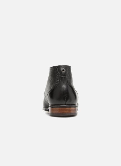 Bottines et boots Giorgio1958 GAVINO Noir vue droite