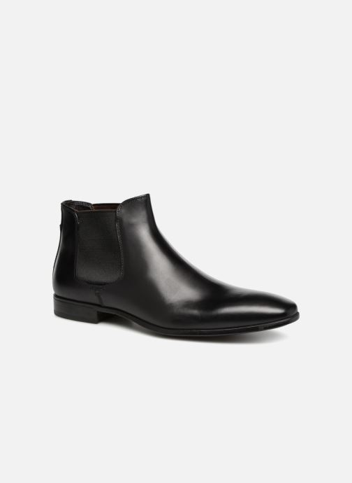 Ankle boots Giorgio1958 Gabriele Black detailed view/ Pair view