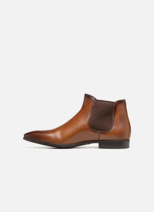Ankle boots Giorgio1958 Gabriele Brown front view