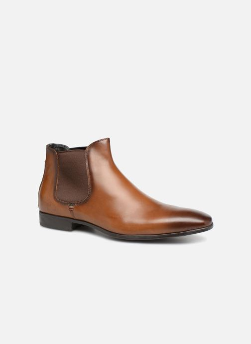 Ankle boots Giorgio1958 Gabriele Brown detailed view/ Pair view