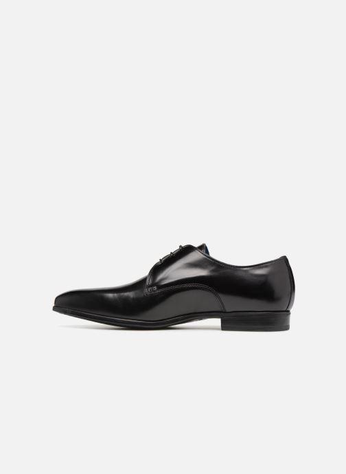 Zapatos con cordones Giorgio1958 GILBERTO Negro vista de frente