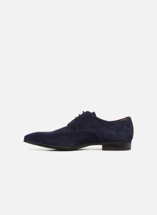 Chaussures à lacets Giorgio1958 GILDO Bleu vue face