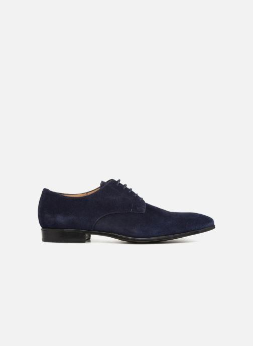 Chaussures à lacets Giorgio1958 GILDO Bleu vue derrière