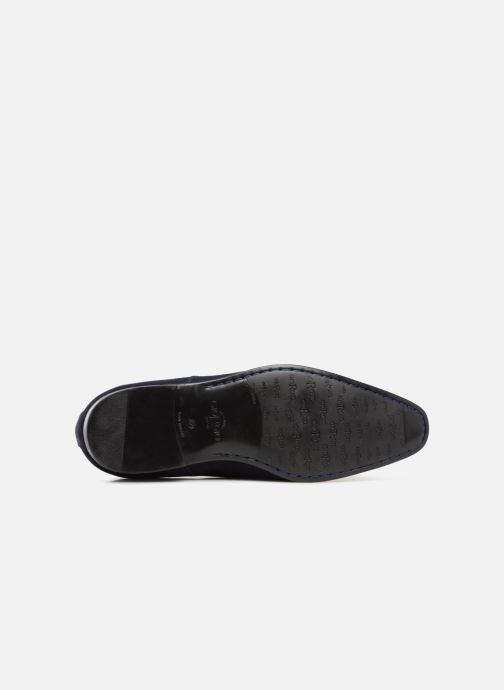 Chaussures à lacets Giorgio1958 GILDO Bleu vue haut
