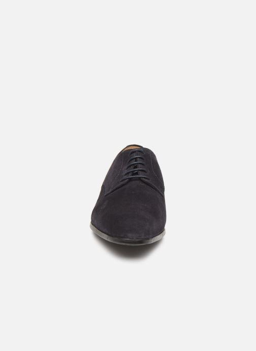 Chaussures à lacets Giorgio1958 GILDO Bleu vue portées chaussures