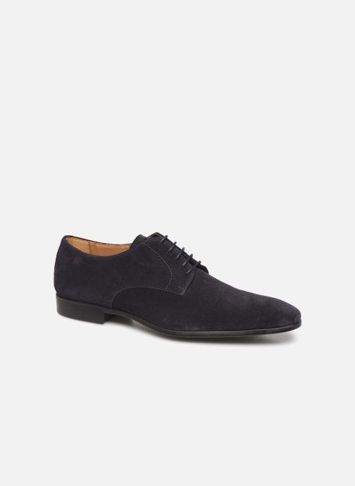 Chaussures à lacets Giorgio1958 GILDO Bleu vue détail/paire