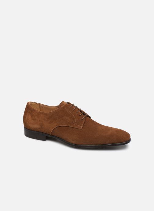 Chaussures à lacets Giorgio1958 GILDO Marron vue détail/paire