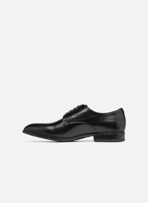 Zapatos con cordones Giorgio1958 GENARO Negro vista de frente