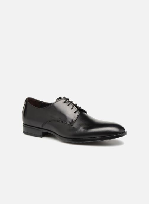 Chaussures à lacets Giorgio1958 GENARO Noir vue détail/paire