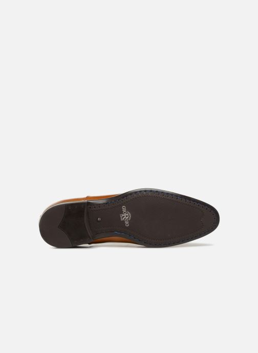 Chaussures à lacets Giorgio1958 GENARO Marron vue haut