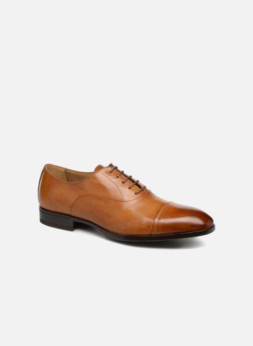 Chaussures à lacets Giorgio1958 GENARO Marron vue détail/paire