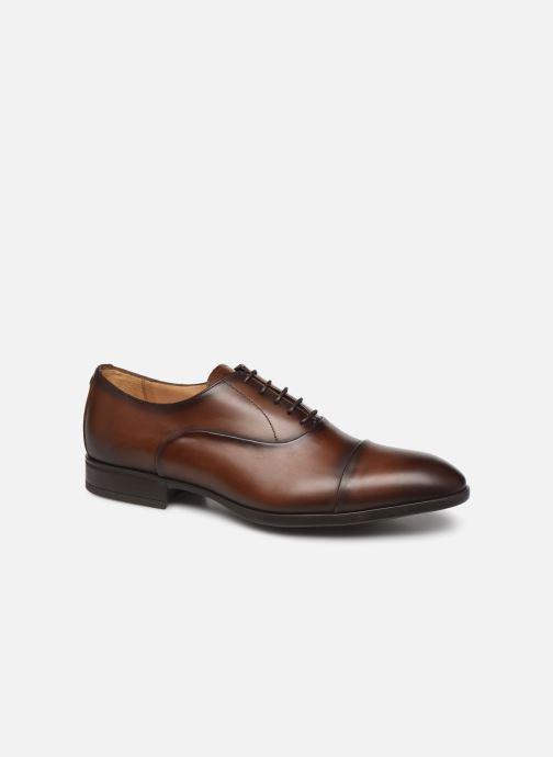 Zapatos con cordones Giorgio1958 GENARO Marrón vista de detalle / par