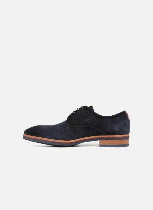 Chaussures à lacets Giorgio1958 GIOTTO Bleu vue face
