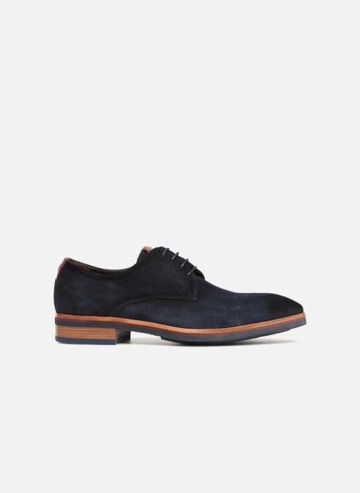 Chaussures à lacets Giorgio1958 GIOTTO Bleu vue derrière