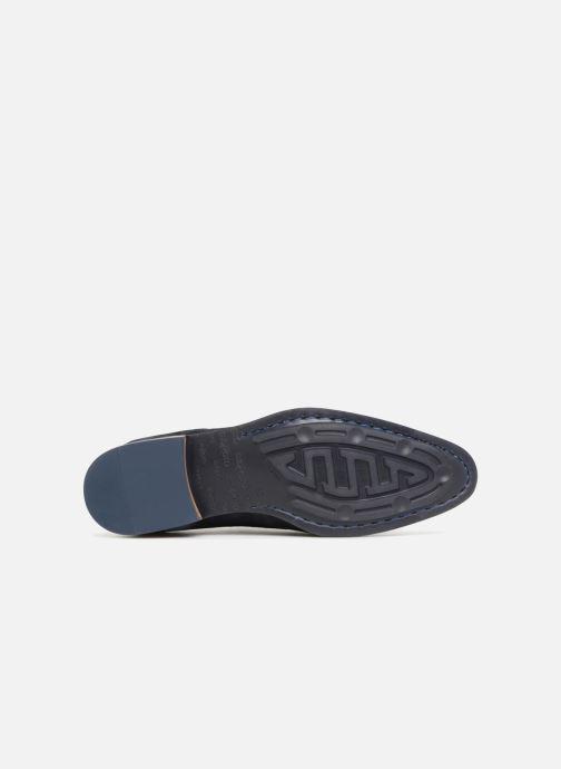 Chaussures à lacets Giorgio1958 GIOTTO Bleu vue haut