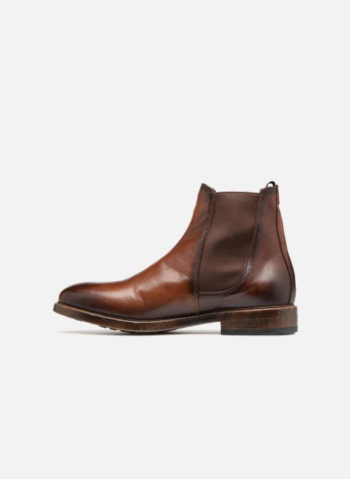 Bottines et boots Giorgio1958 GERALDO Marron vue face