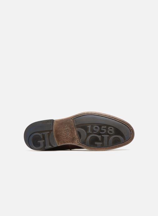 Bottines et boots Giorgio1958 GERALDO Marron vue haut