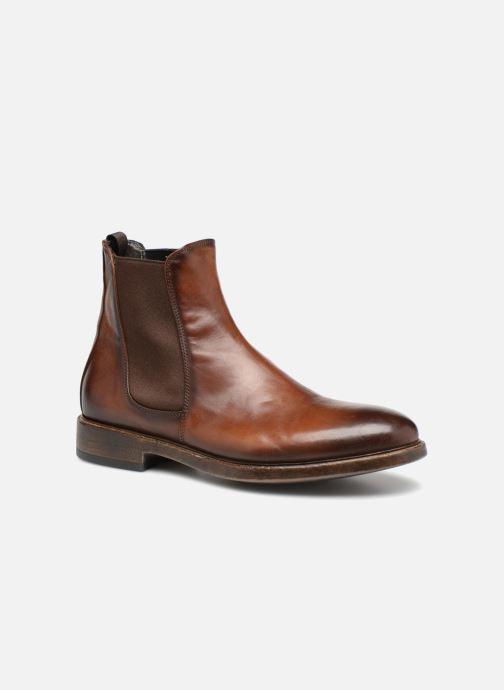 Bottines et boots Giorgio1958 GERALDO Marron vue détail/paire