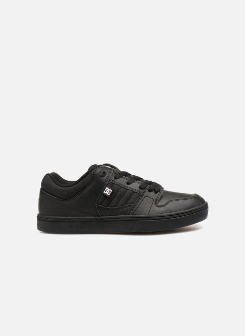 Baskets DC Shoes Course 2 Se Noir vue derrière