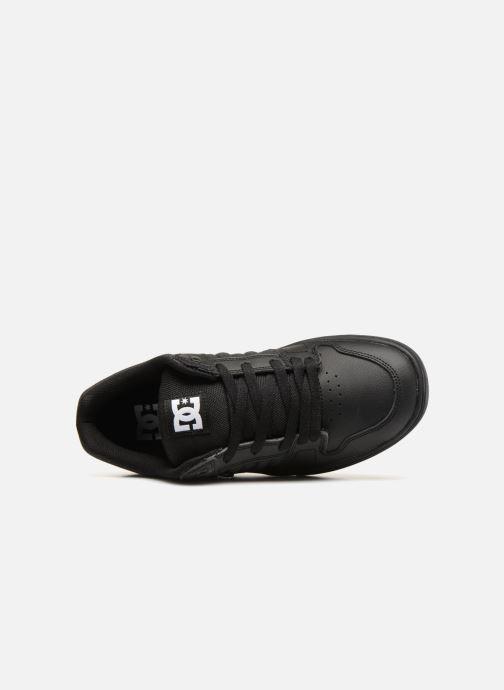 Baskets DC Shoes Course 2 Se Noir vue gauche