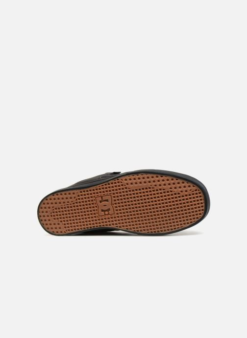 Baskets DC Shoes Course 2 Se Noir vue haut