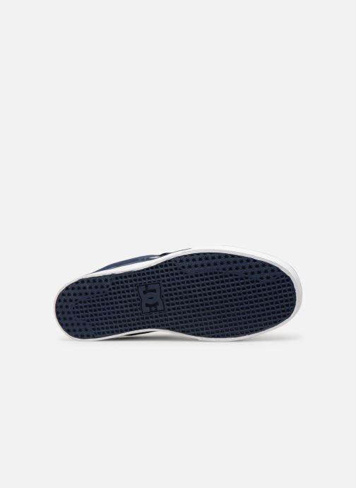 Deportivas DC Shoes Course 2 Se Azul vista de arriba