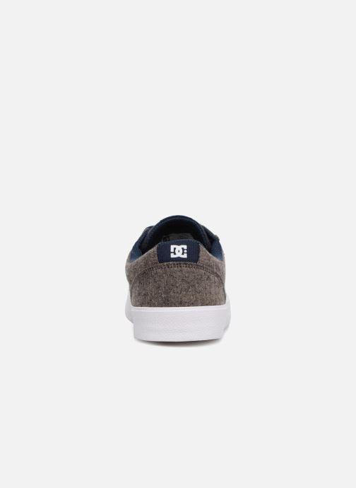 Sneakers DC Shoes Lynnfield Tx Se Grijs rechts