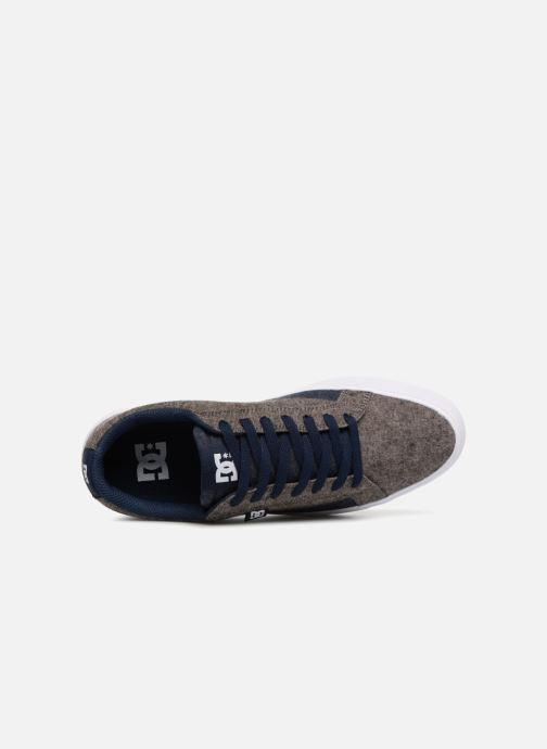 Sneakers DC Shoes Lynnfield Tx Se Grijs links