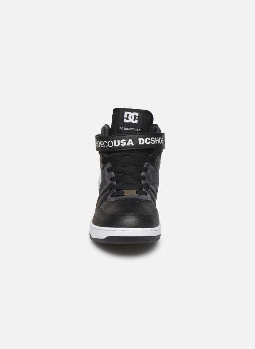 Baskets DC Shoes Pensford Se Noir vue portées chaussures