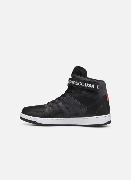 Deportivas DC Shoes Pensford Se Negro vista de frente
