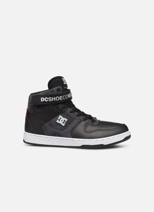 Baskets DC Shoes Pensford Se Noir vue derrière