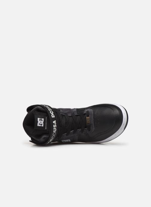 Baskets DC Shoes Pensford Se Noir vue gauche