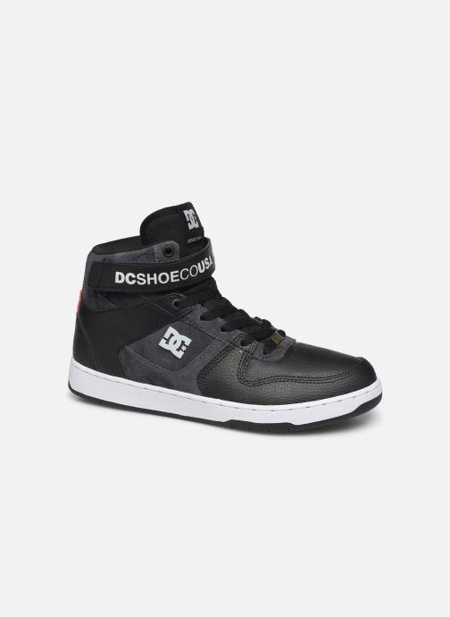 Baskets DC Shoes Pensford Se Noir vue détail/paire