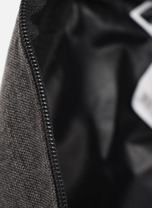 Kleine lederwaren Eastpak SPRINGER Grijs achterkant