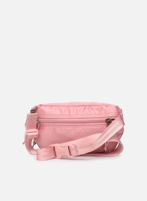 Kleine lederwaren Eastpak SPRINGER Roze voorkant