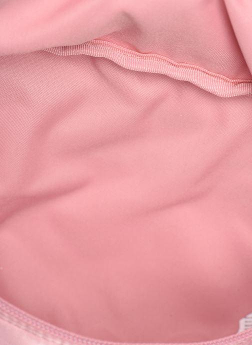Kleine lederwaren Eastpak SPRINGER Roze achterkant