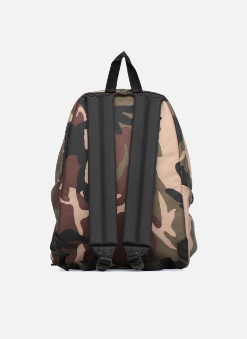 Rucksacks Eastpak PADDED PAK'R Multicolor front view