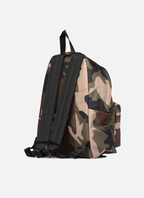 Rucksacks Eastpak PADDED PAK'R Multicolor view from the right
