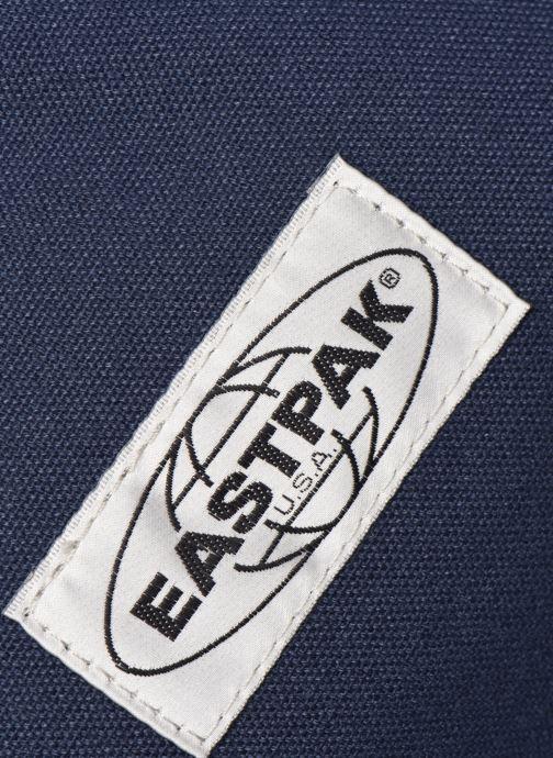 Sacs à dos Eastpak Padded Pak'R . Bleu vue gauche