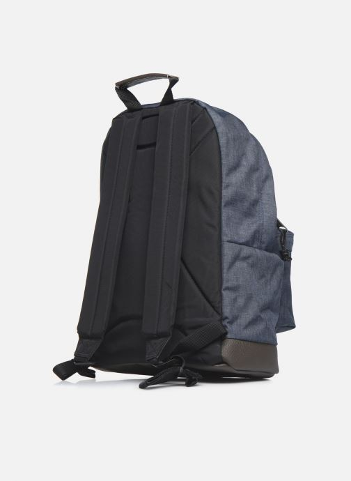 Mochilas Eastpak WYOMING Azul vista lateral derecha