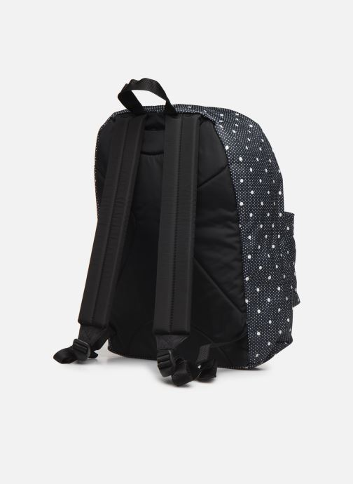Rucksacks Eastpak OUT OF OFFICE Blue view from the right