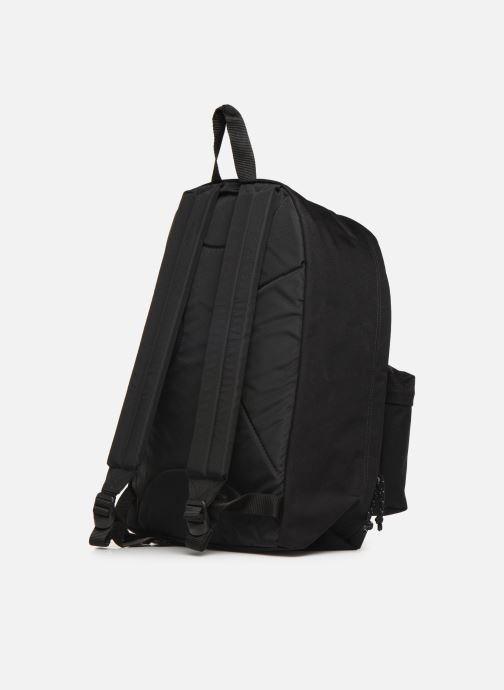 Rucksacks Eastpak OUT OF OFFICE Black view from the right