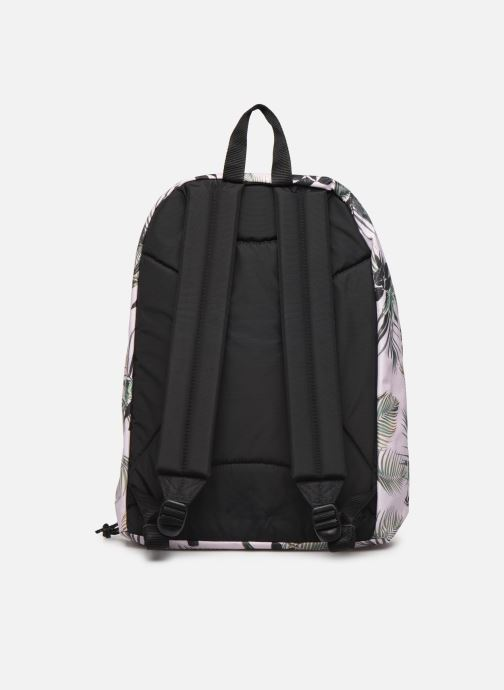 Sacs à dos Eastpak OUT OF OFFICE Rose vue face