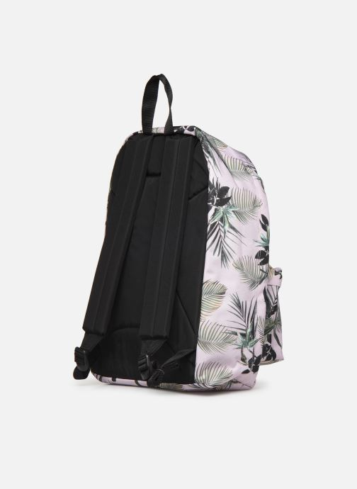 Sacs à dos Eastpak OUT OF OFFICE Rose vue droite