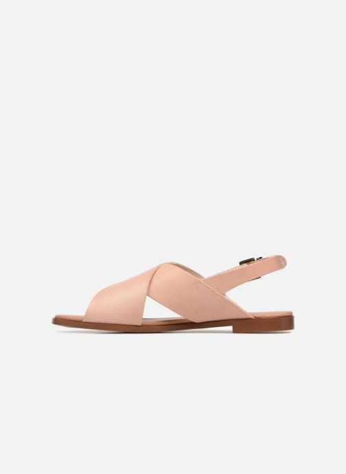 Sandales et nu-pieds Shoe the bear ALLY L Beige vue face