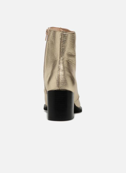 amp; Boots The Stiefeletten bronze gold L 332527 Ceci Shoe Bear 0nx88