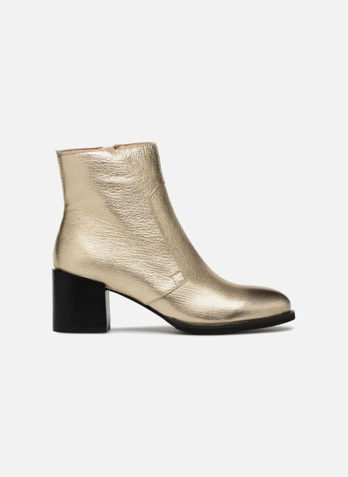 Ankle boots Shoe the bear CECI L Bronze and Gold back view