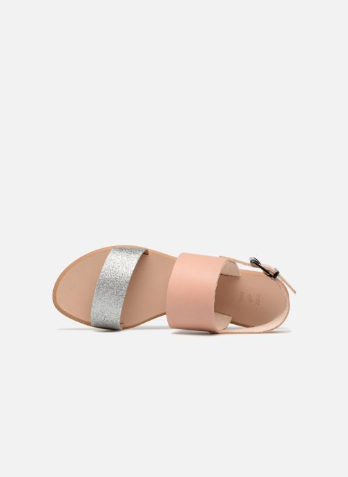 The pieds Silver 210 L Nu Bear Flora Et Shoe Sandales 6gv7bfYy